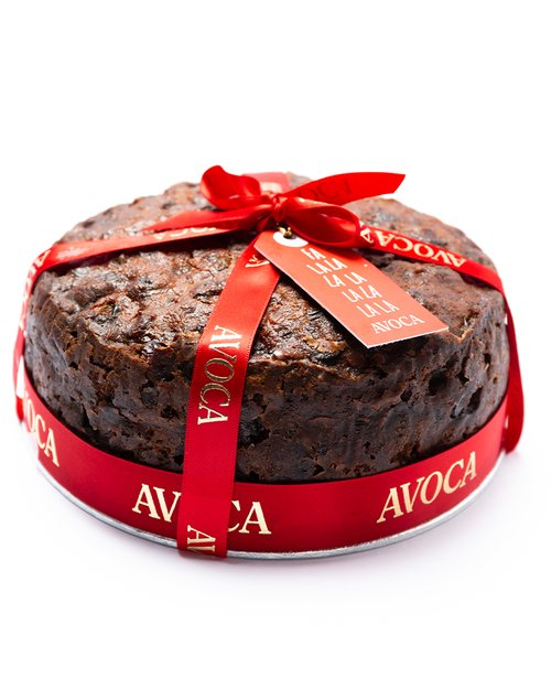 Avoca Uniced Christmas Cake