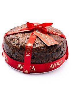 Avoca Uniced Christmas Cake