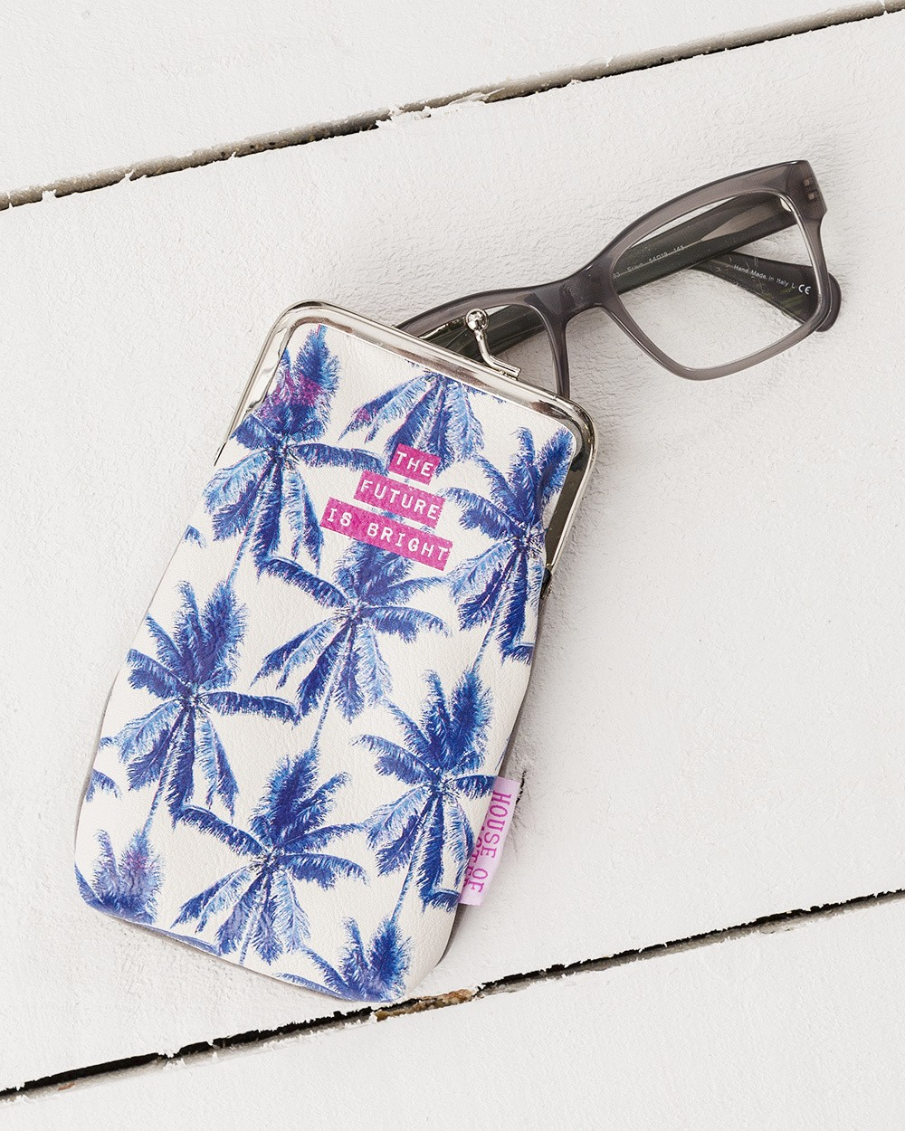 Disaster Designs Petal Glasses Case