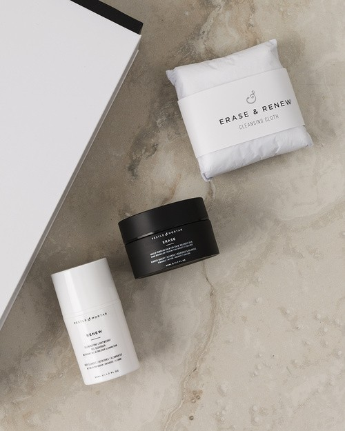 Pestle & Mortar - Ease and Renew