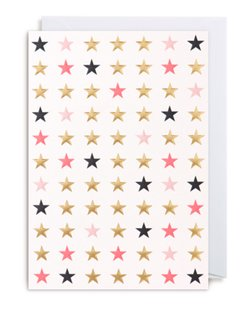 Stars Greeting Card