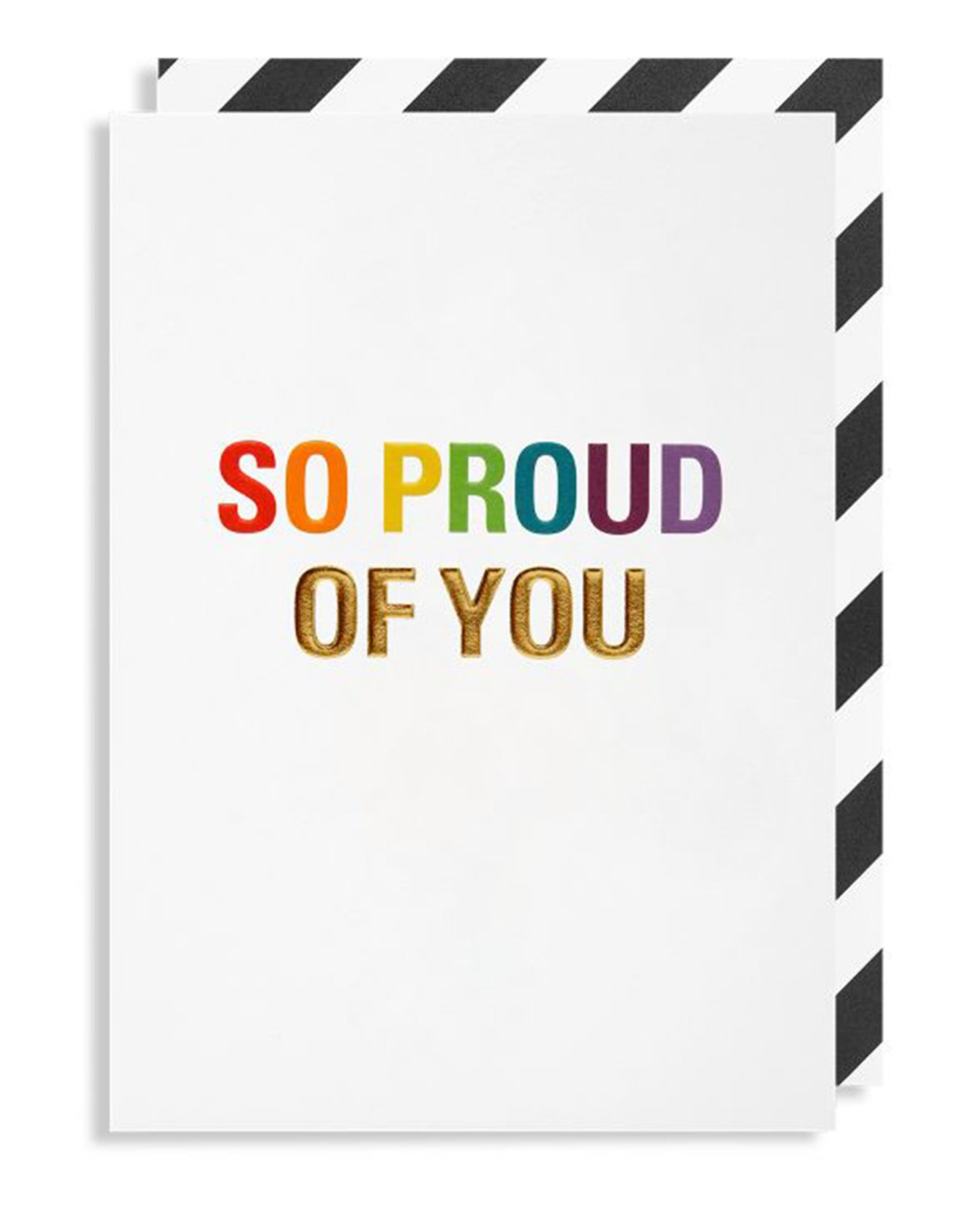 So Proud Of You Card