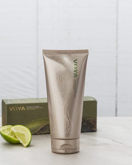 Voya Squeaky Clean - Body Wash