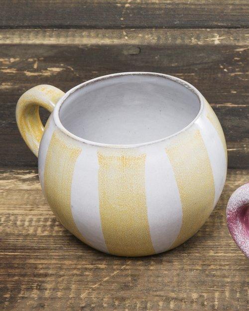 Handmade Roly Poly Mug