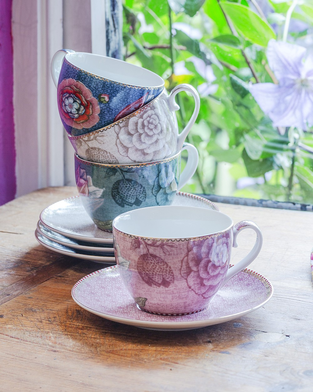 Pip Spring to Life Cappuccino Cup and Saucer & Pip Spring To Life Cappuccino Cup And Saucer - Home u0026 Food | Avoca ®