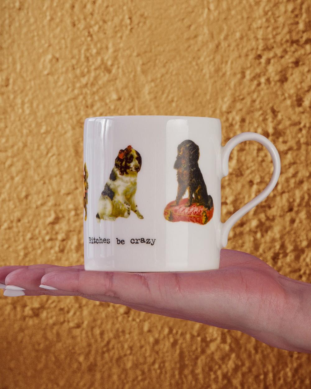 Bitches Be Crazy Mug