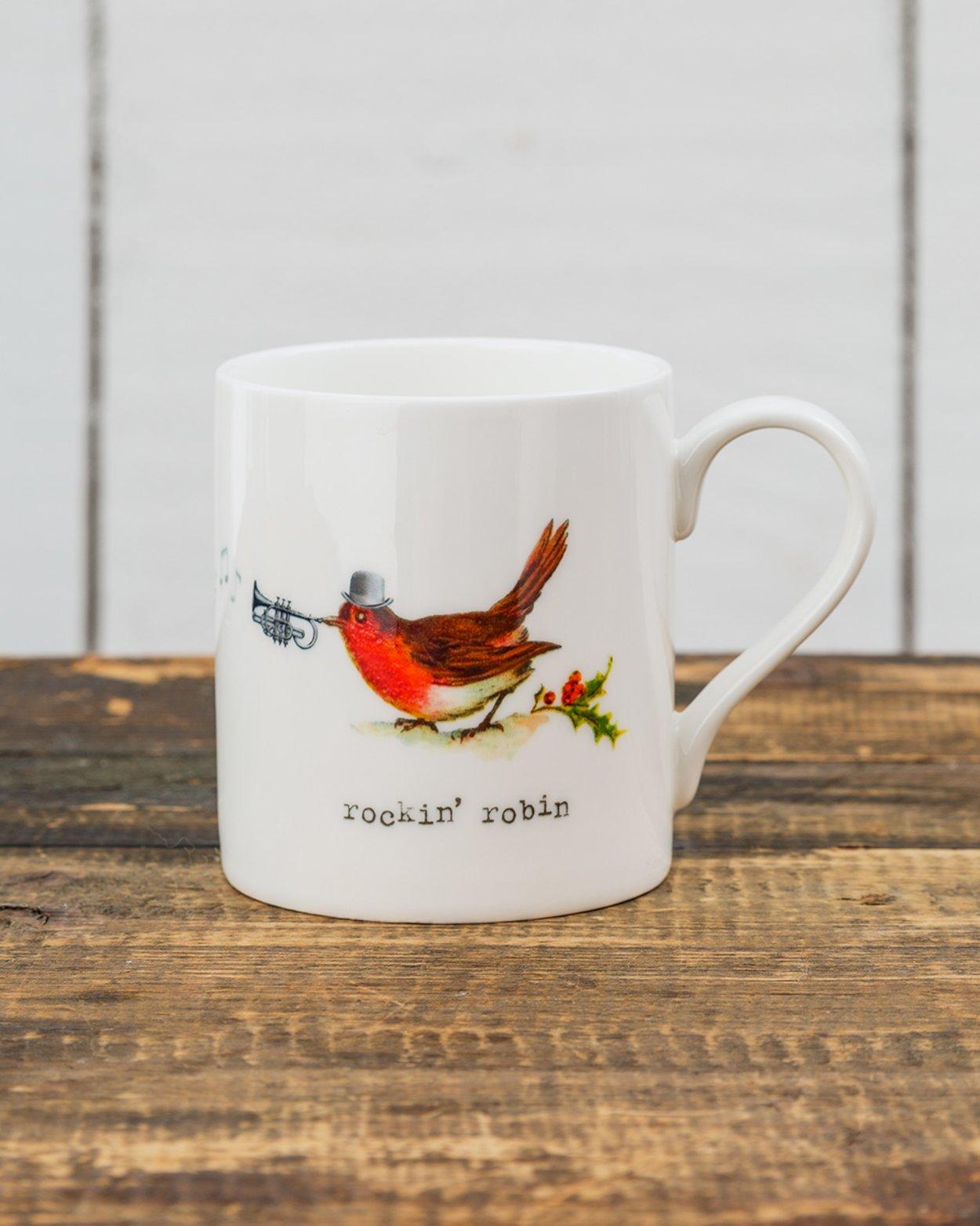 Rockin' Robin Mug