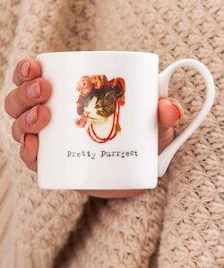 Pretty Purr-fect Mug