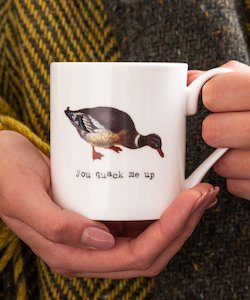 You Quack Me Up Mug