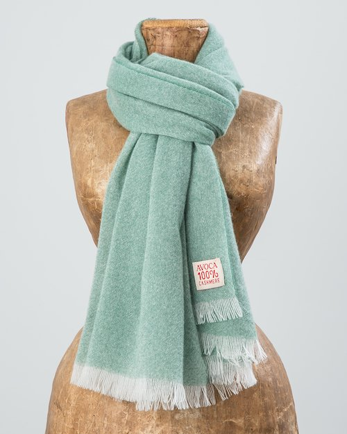 100% Cashmere Summer Bright Scarf