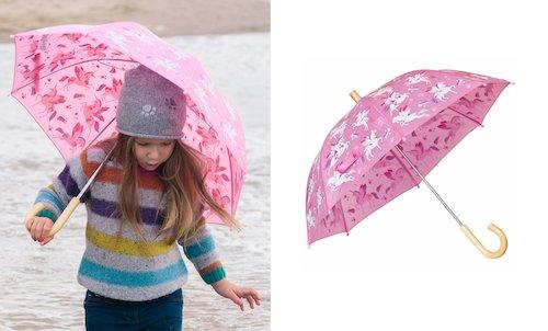 Hatley Unicorn Umbrella