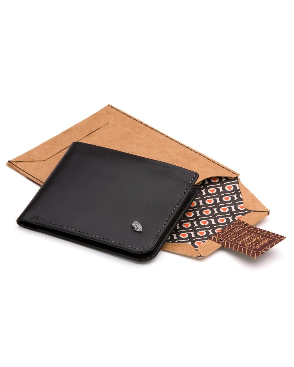 Bellroy Hide and Seek Wallet in Black