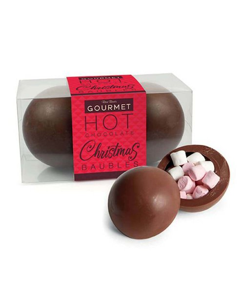 Hot Chocolate Baubles
