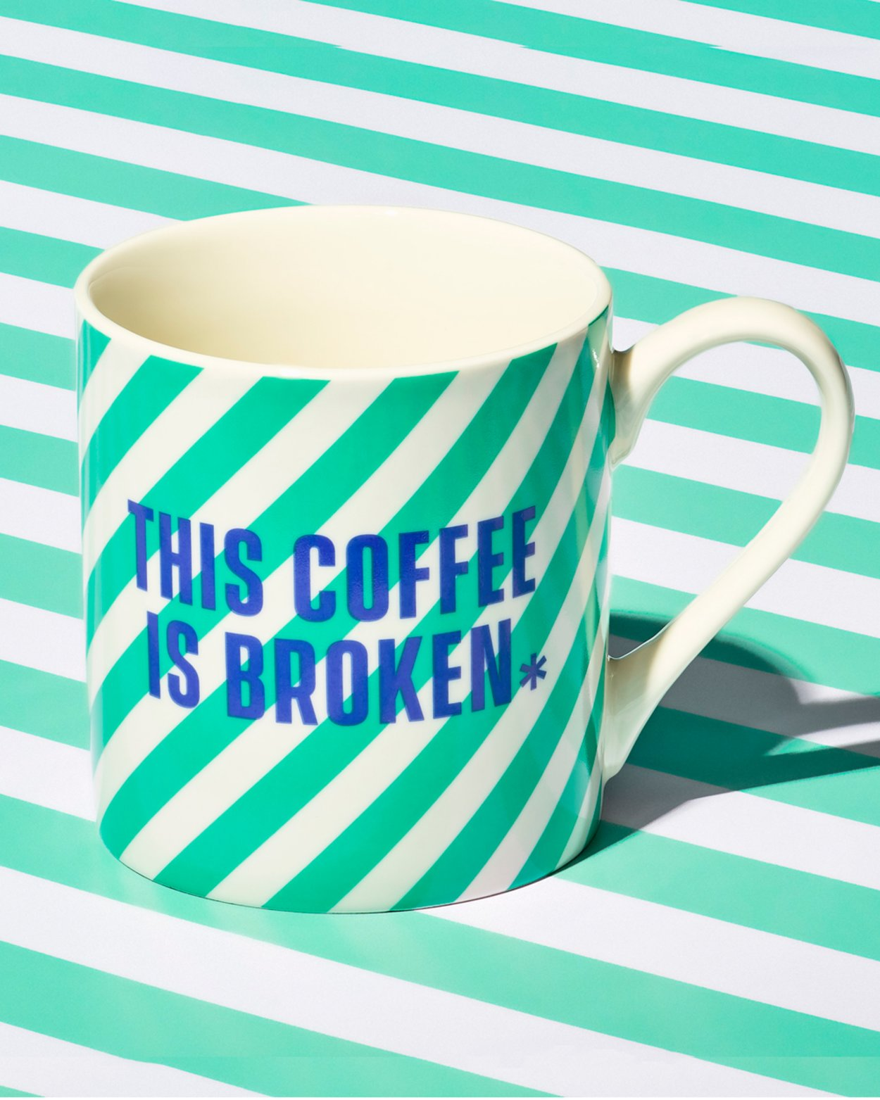 This Coffee is Broken Mug