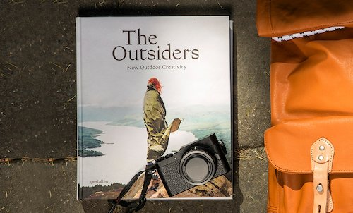 The Outsiders by J. Bowman, S. Ehmann and Robert Klanten