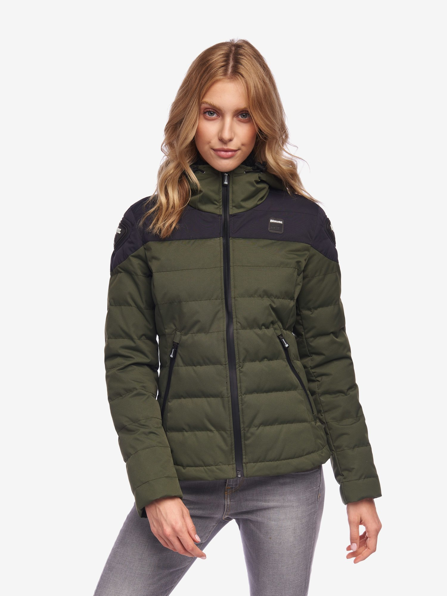 Blauer - EASY WINTER WOMAN 2.0 - Alga Kombu Blue - Blauer