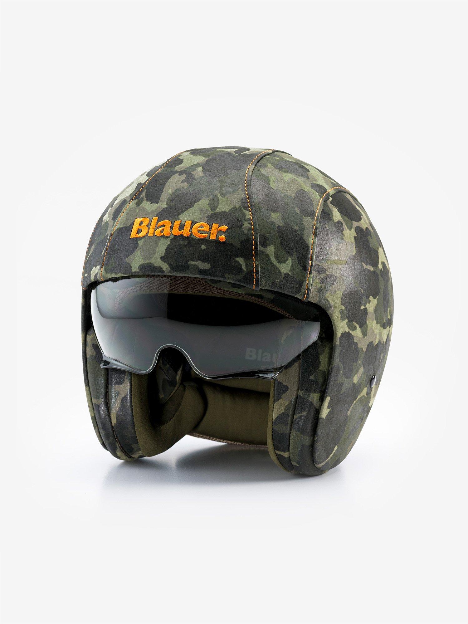 Blauer - PILOT 1.1 CAMOUFLAGE - Camouflage Green - Blauer
