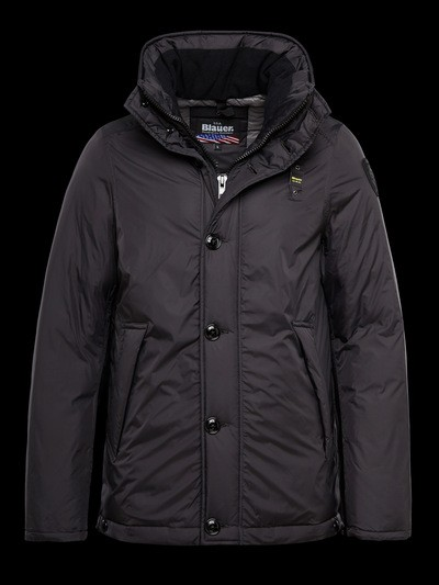 POLICE STYLE DOWN JACKET