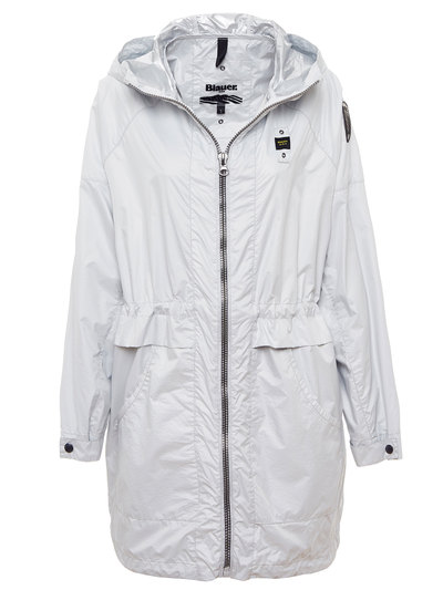 WATERPROOF JACKET WITH HOOD