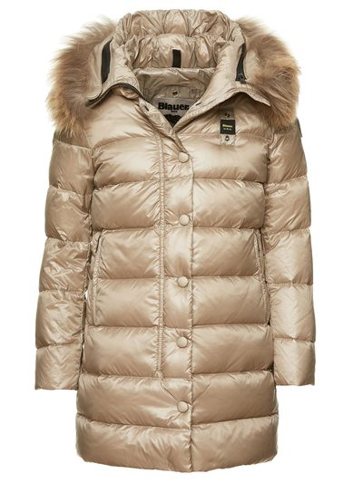 GIRL'S LONG PARKA