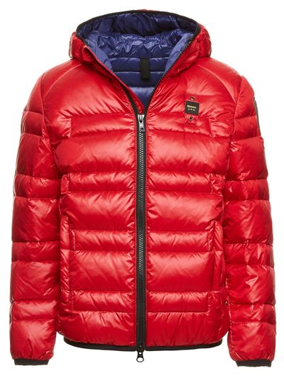 DOWN JACKET WITH INSIDE IN BABY DOWN