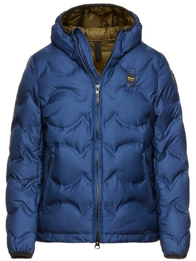 BOY'S MATT WAVE GOOSE DOWN JACKET