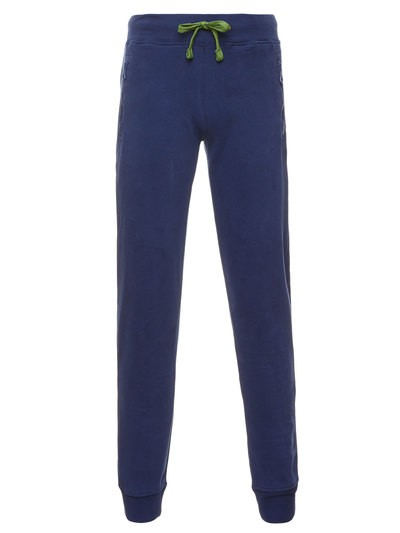 BOY'S COTTON FLEECE PANTS