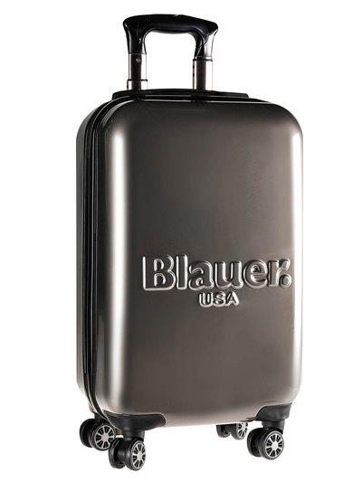 BLAUER TROLLEY