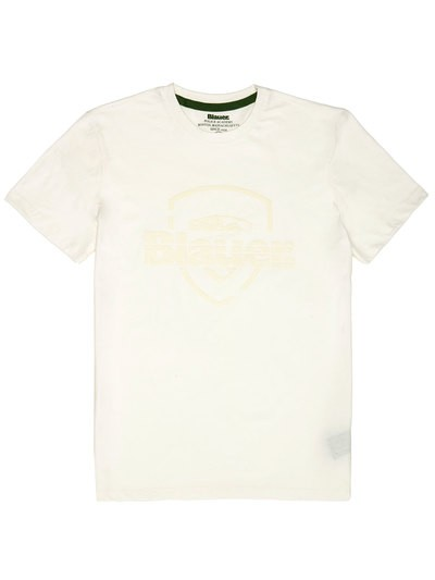 MEN'S BLAUER SHIELD T-SHIRT