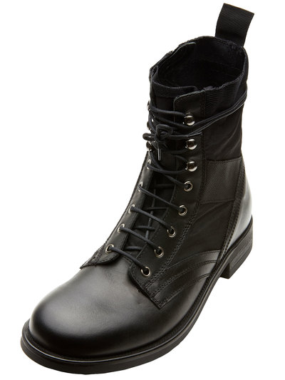 LEATHER WATERPROOF BOOT