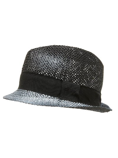 TRILBY HAT IN PAPER FABRIC