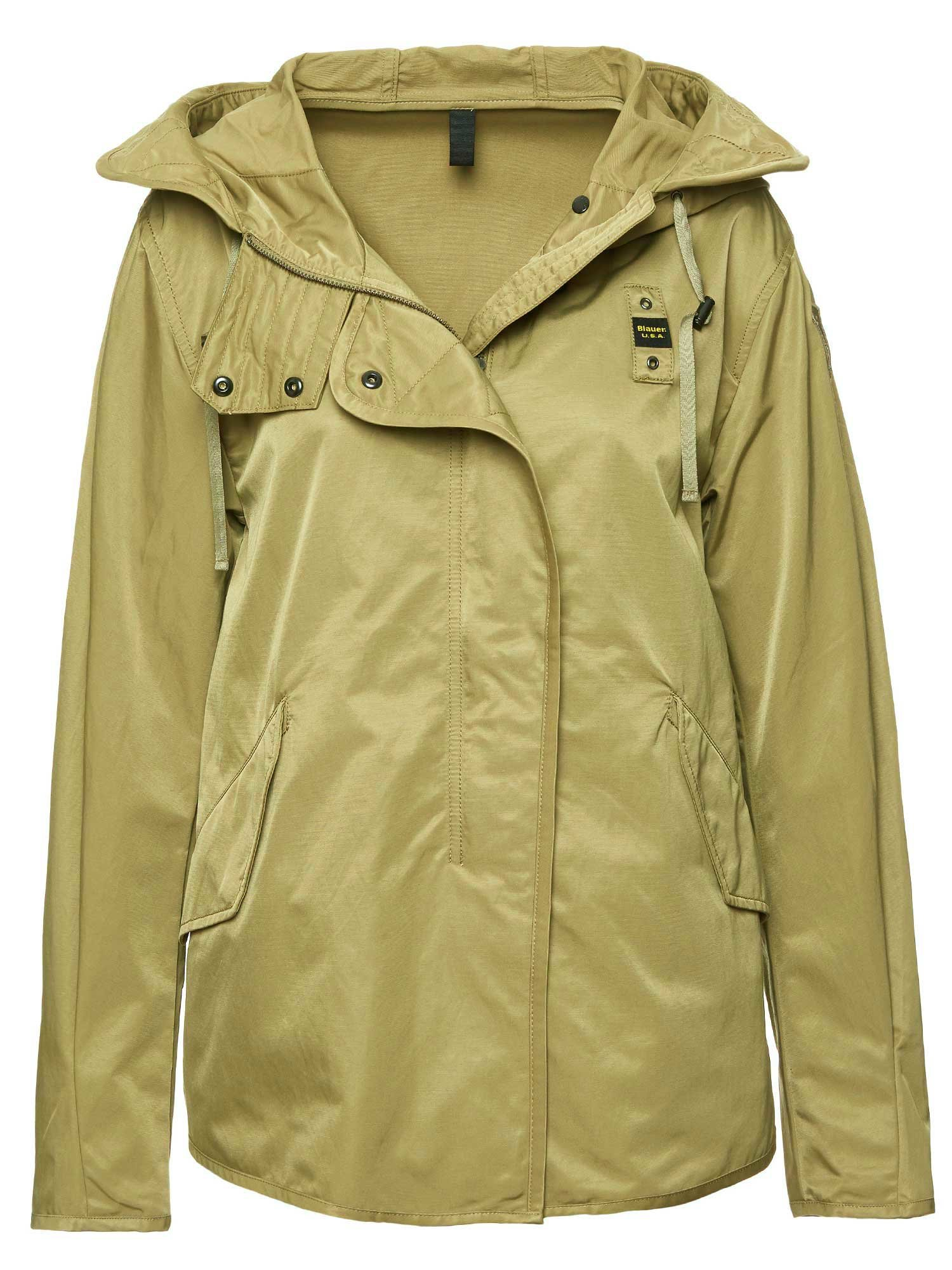 Blauer - SAVANNAH WATERPROOF PARKA - Green Pepper - Blauer