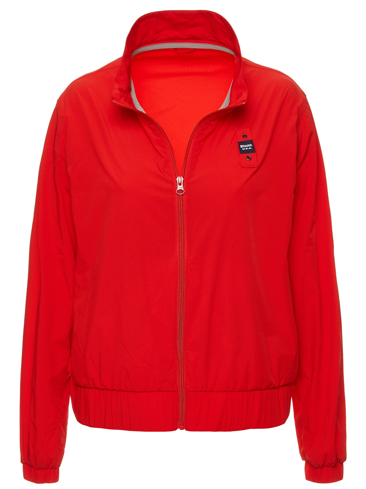 Blauer - ZOE ULTRA LIGHT STRETCH JACKET - Bright Red - Blauer