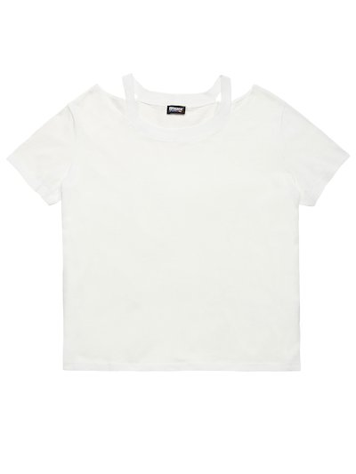 BIS COLLAR T-SHIRT
