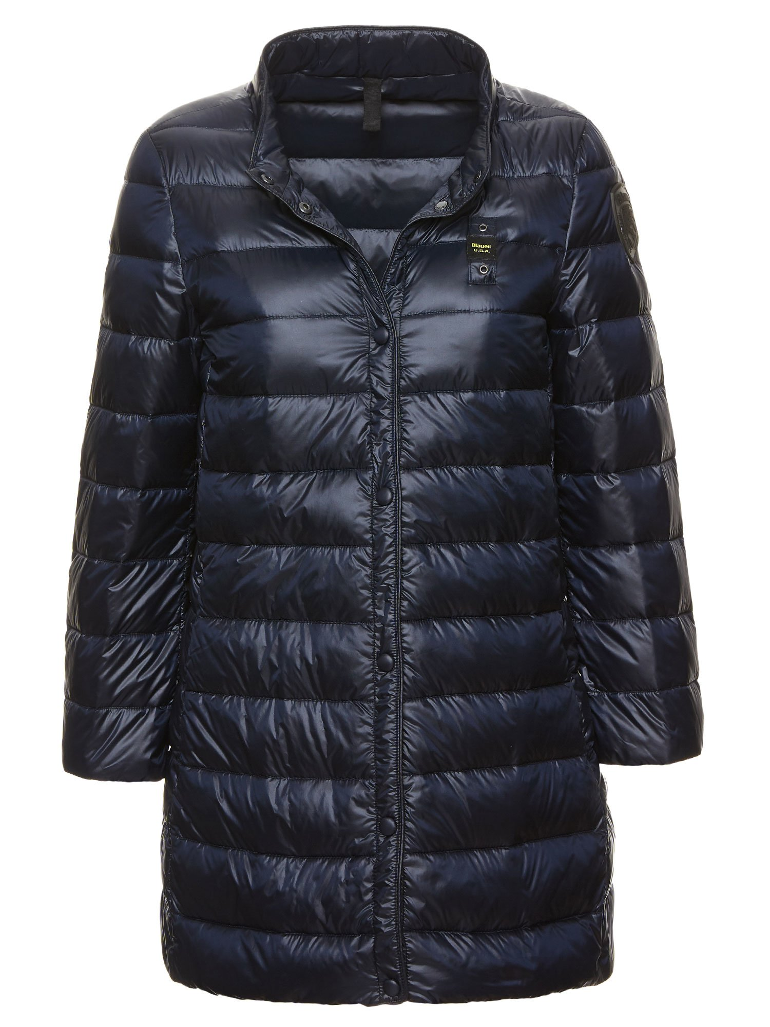 ADDISON LONG DOWN JACKET 100 GRAMS - Blauer
