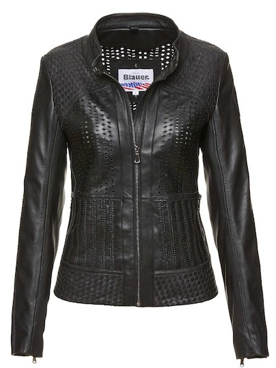 SOPHIA LEATHER JACKET