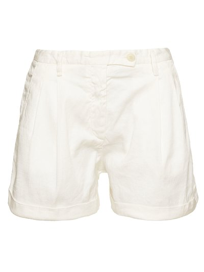 AMALFI LINEN-COTTON SHORTS