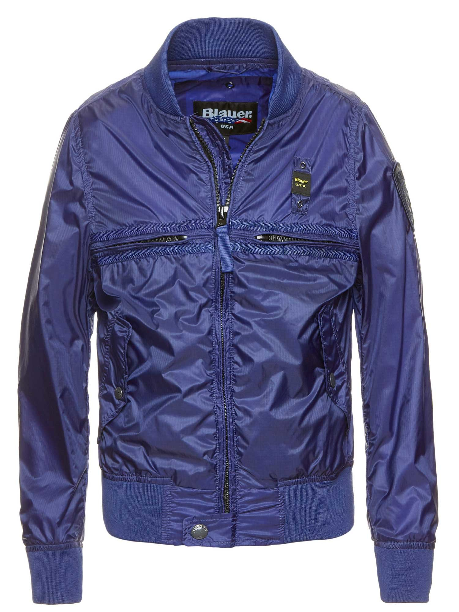 KID'S LINED BOMBER - Blauer