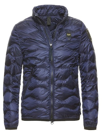 KID'S WAVE QUILTED DOWN JACKET