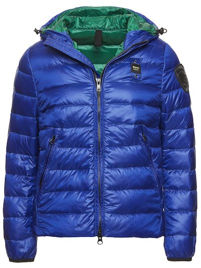 KID'S LIGHTWEIGHT DOWN JACKET WITH HOOD