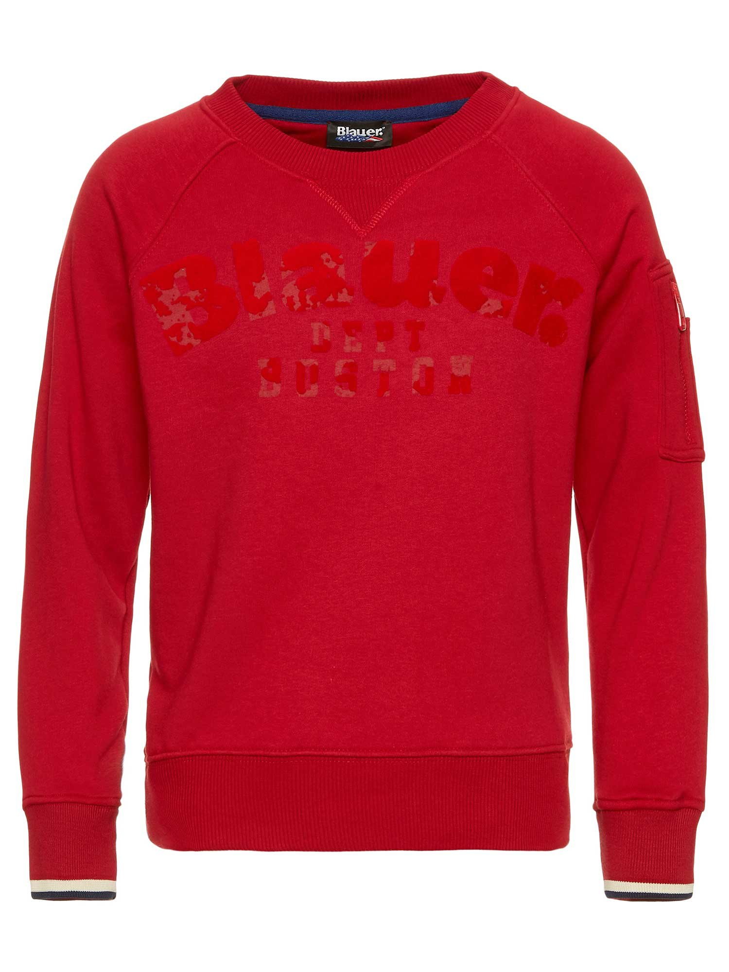 KID'S CREW NECK SWEATSHIRT - Blauer
