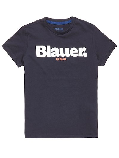 KID'S BLAUER USA T-SHIRT