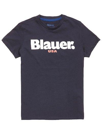 KID'S BLAUER USA T-SHIRT