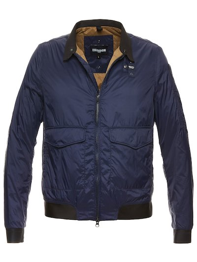 AIDEN PADDED BOMBER JACKET