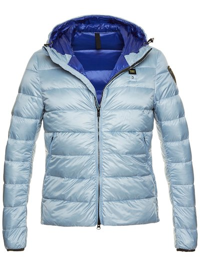 CHASE 100 GRAM DOWN JACKET WITH HOOD__