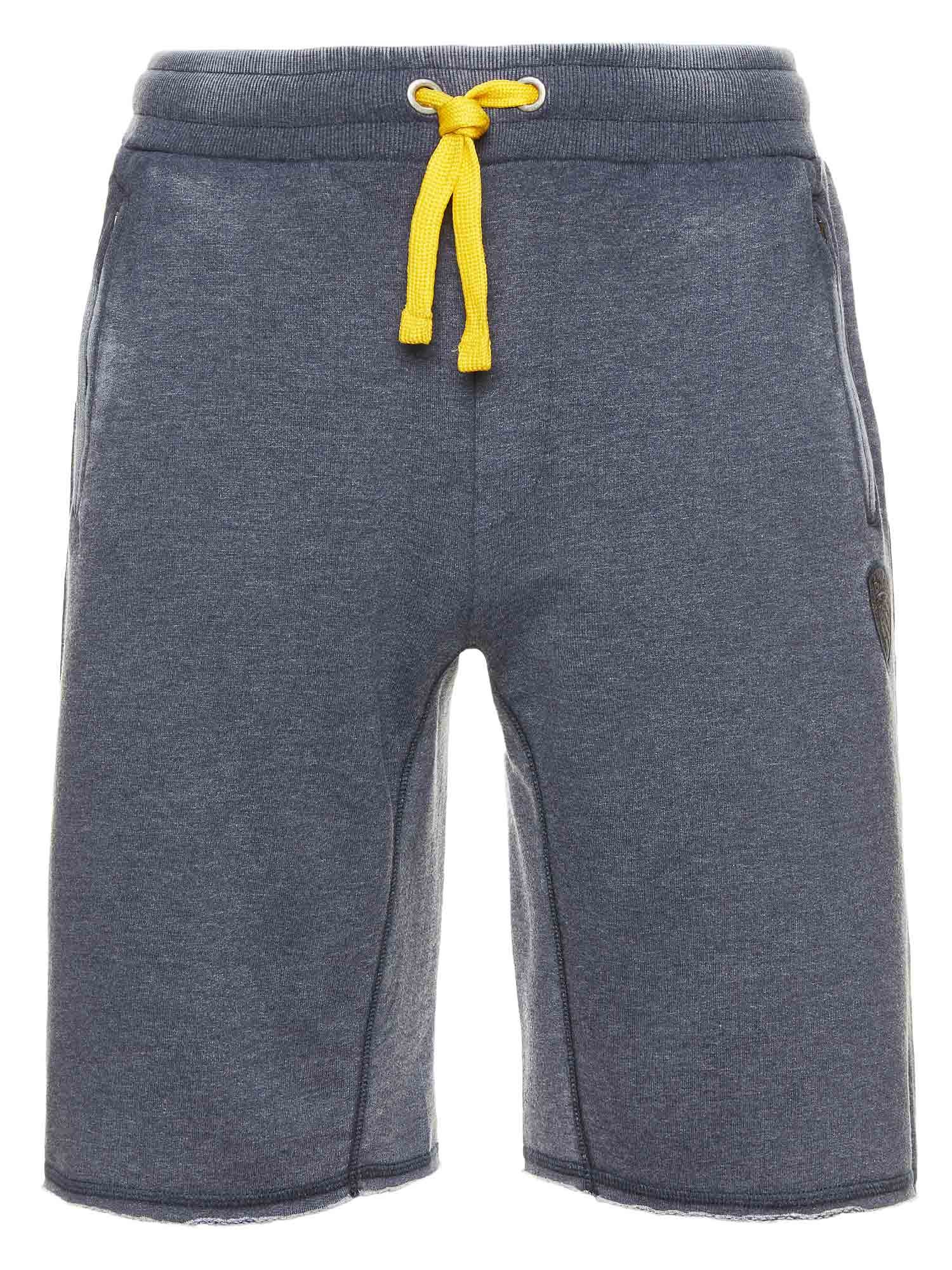 Blauer - SHORT SWEATPANTS - Midnight Blue - Blauer