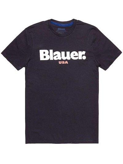 ФУТБОЛКА BLAUER USA__