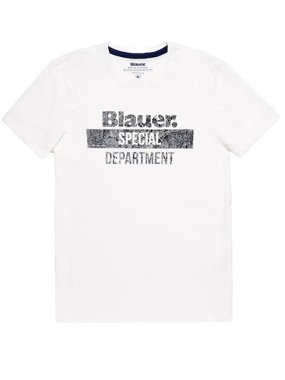 T-SHIRT BLAUER SPECIAL DEPARTMENT