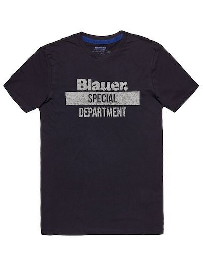 BLAUER SPECIAL DEPARTMENT T-SHIRT