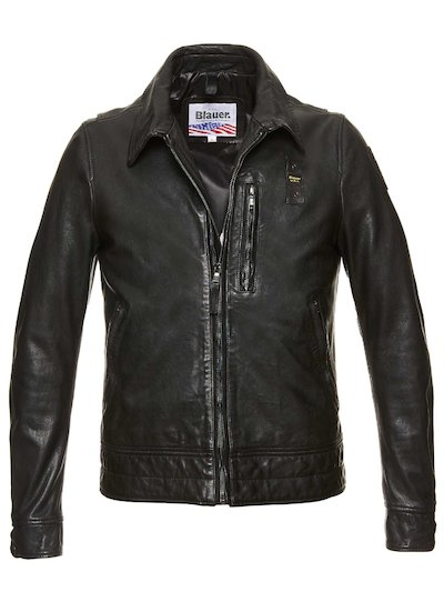 LOGAN LEATHER JACKET